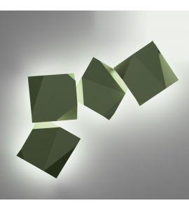 Origami Einzelelement grün Schauraum Sale