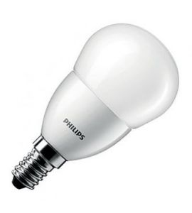 E14 LED Philips CorePro Tropfenform 5,5W