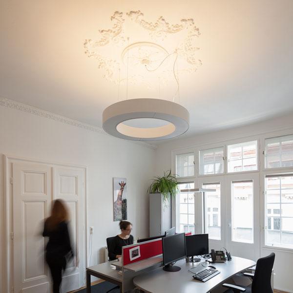 Perfekte Bürobeleuchtung mit Glorious von Prolicht